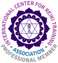 ICRT Reiki member association logo